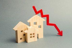 Az ingatlanárak csökkennek?