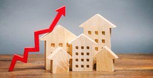 Az ingatlanárak változása az elmúlt fél évben