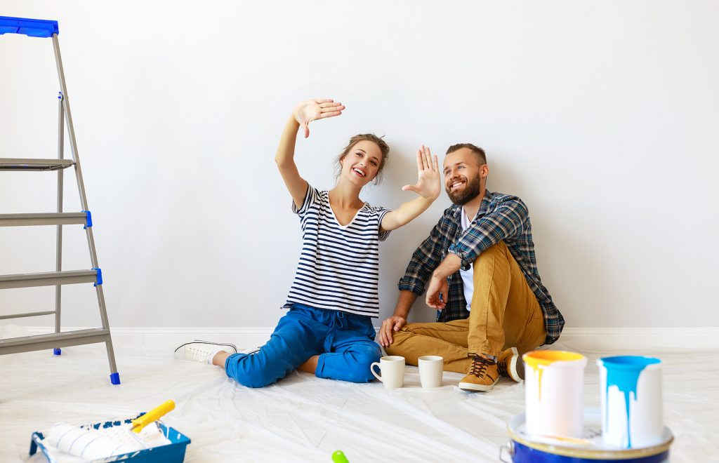 Felújítanád a lakást? Adunk pár tippet a hitel kiválasztásához!