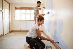 Hitellel terhelt ingatlanra is igényelhetjük a lakásfelújítási támogatást?