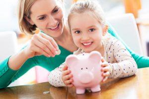 Így neveld pénzügyi tudatosságra a gyermeked